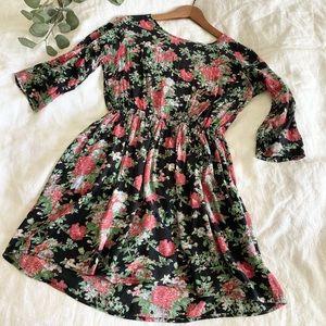 Element Floral Print Dress